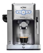 Opinión y precio sobre la cafetera espresso Solac Squissita
